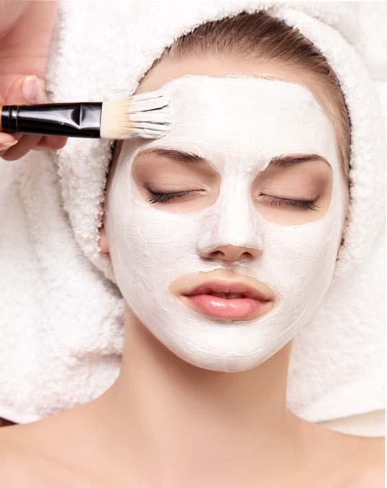 Exfoliate Skin Care at Night