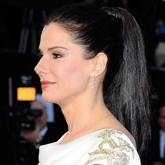 High Ponytail Hairstyle for 2016