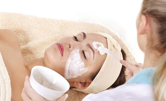 Exfoliation for girls beauty