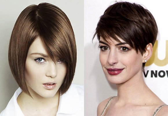 pixie & bob haircuts for fine hair