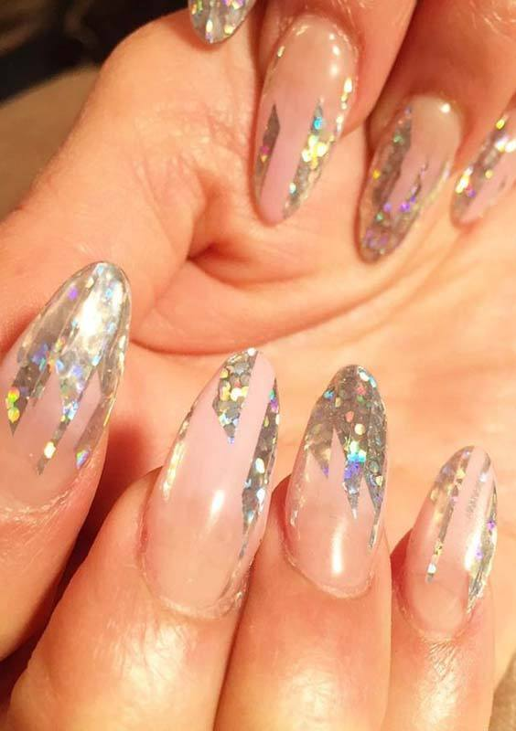 Ziggy Sparkling Edgy Nail Arts for Women