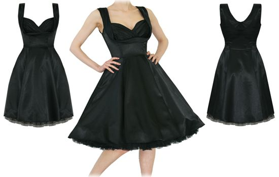 pin up dresses for Evening