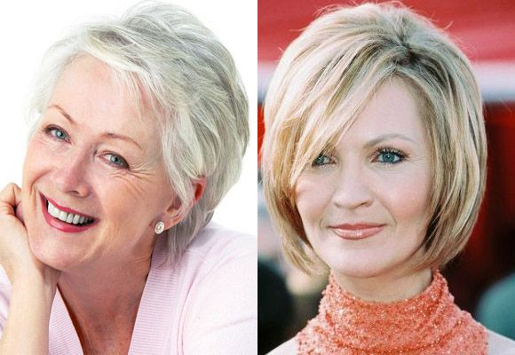 Never Miss: Short Hairstyles for Women over 50