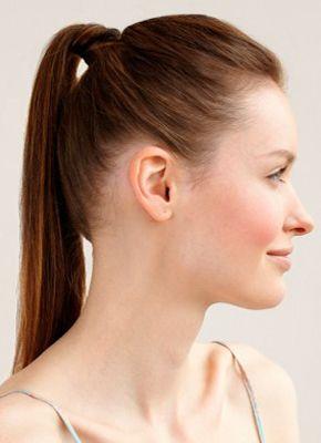 Elegant Sleek High Ponytail Hairstyles