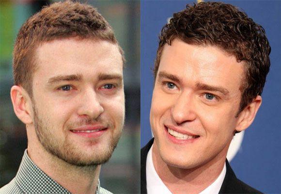 Timberlake curly hairstyles