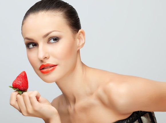 Eat Healthy for healthy skin