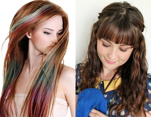 Hair Chalking color