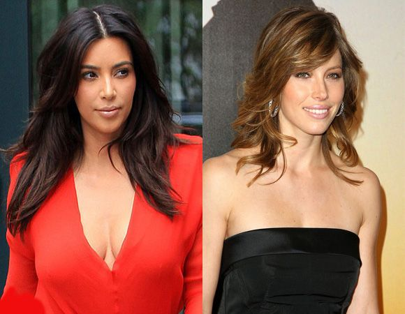 Sizzling waves for shoulder length haircuts