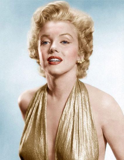 Marilyn Monroe Hairstyles Vintage Style Hair 2016