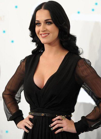 Plunge Neck Evening Dress with a Wrap Belt