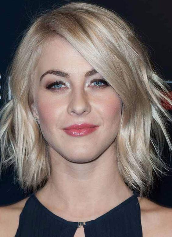 Medium choppy haircuts for women 2018