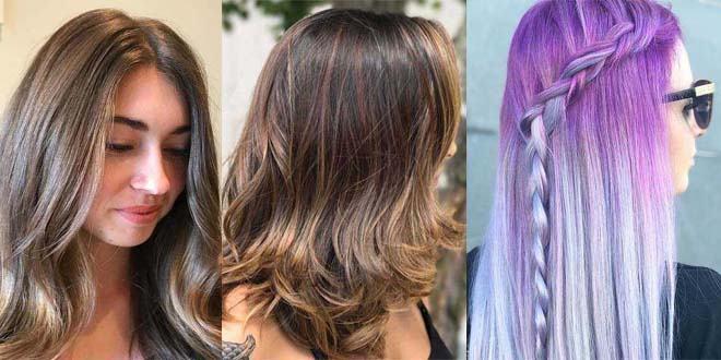 Best Hair Color Ideas for Women 2018