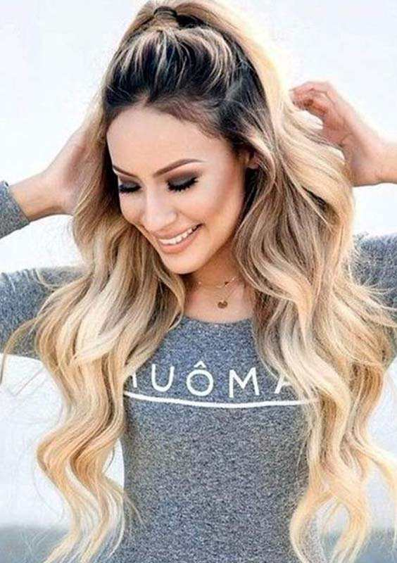 Best Long Summer Hairstyles 2018
