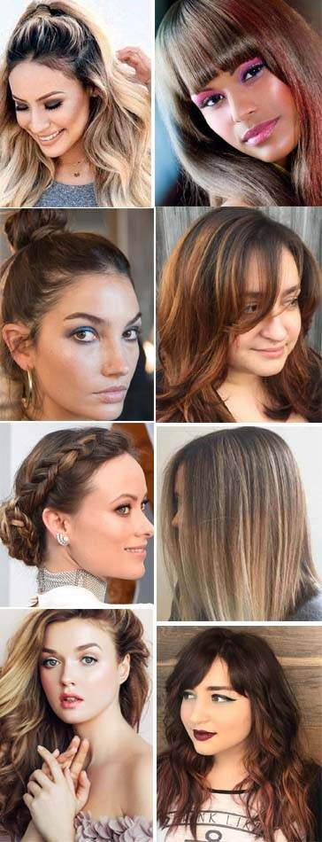 Best Summer Hairstyles and Haircuts 2018