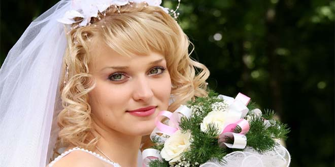 Bridal and Wedding Hairstyles Trends