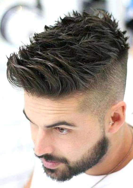 Mens Undercut Short Hairs in 2018