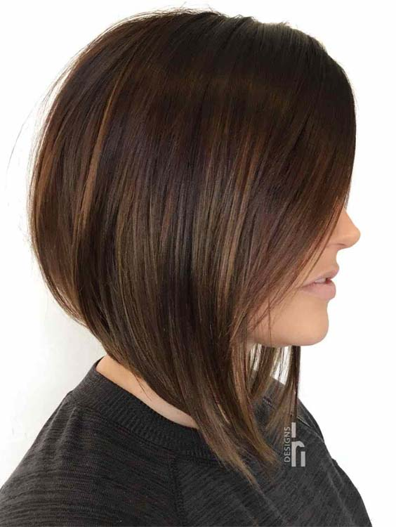 Ombre Bob Haircuts and Hairstyles 2018