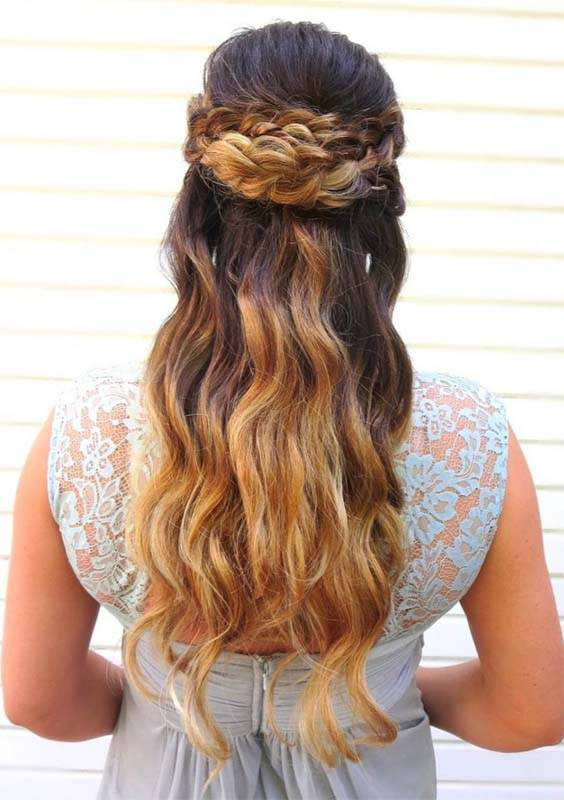 Prom Hairstyles for Long Hair 2018