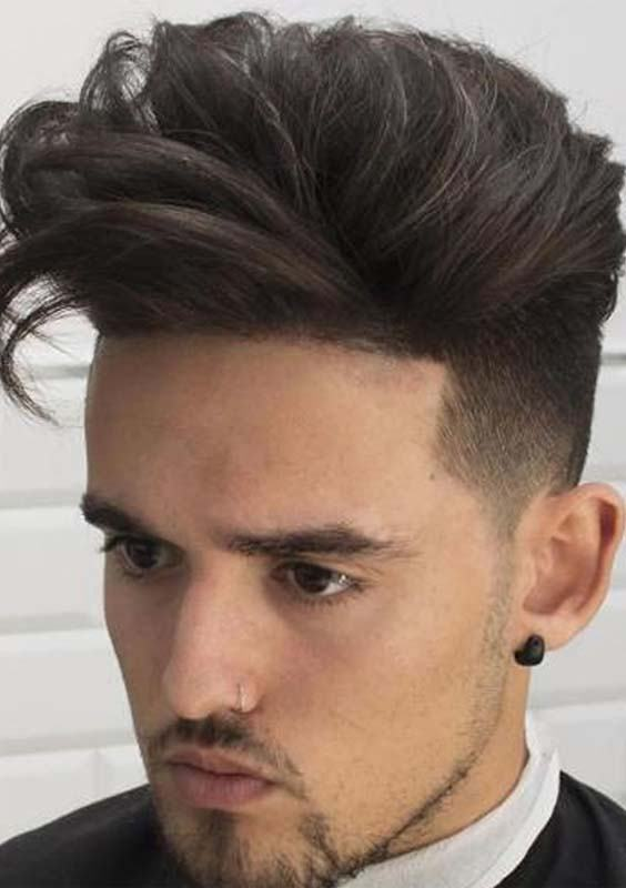 Quiff Mens Hairstyles 2018