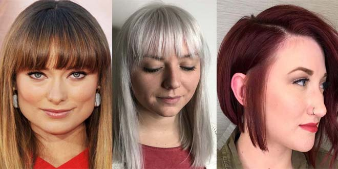 Right Hairstyles for Face Shapes