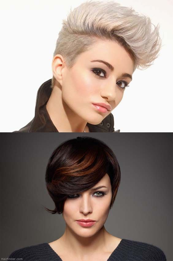 Short Haircuts Ideas and Trends 2018