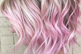 Bedhead Bob and Pink Hair Color Shades for 2018