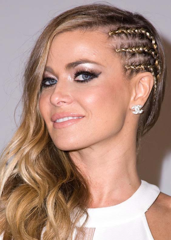 Gorgeous Side Braid Hairstyles for fall 2018