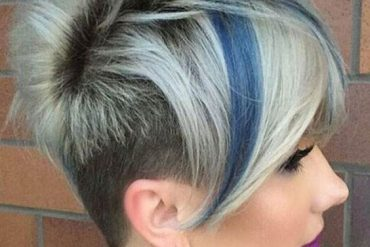 Short Spiky Undercut Hairstyles for Women To Wear Anytime