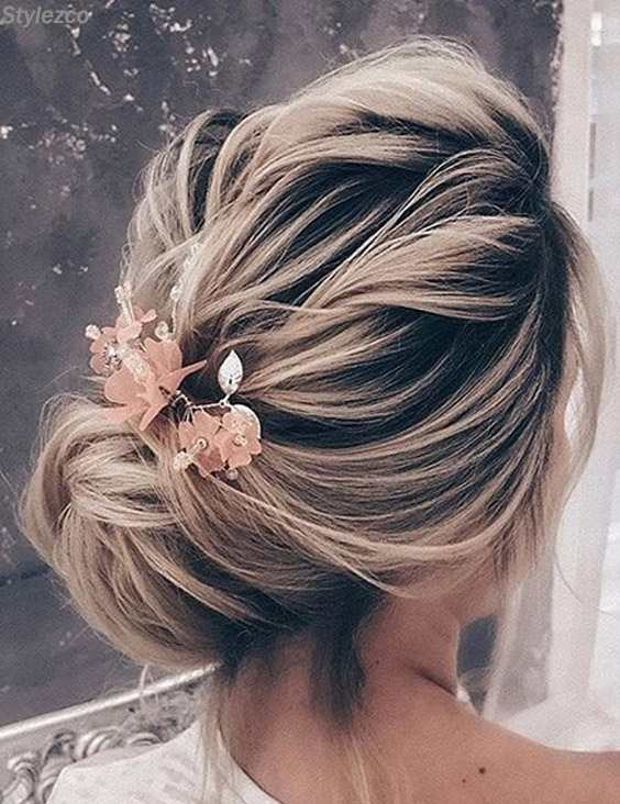 Brilliant Wedding Hair Trends for Medium & Long Hairs