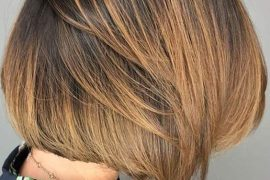Wonderful Combination of Black to Brown Hairstyles for You