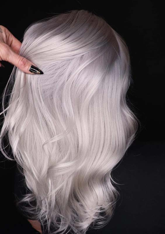 Gorgeous Hair Colors For Fine Hair in 2018