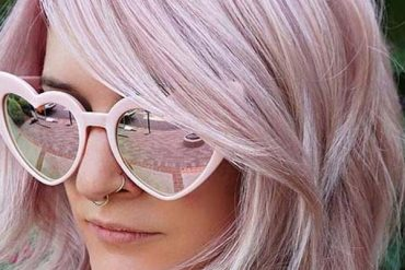 Pink Hair Color Shades and Hairstyles