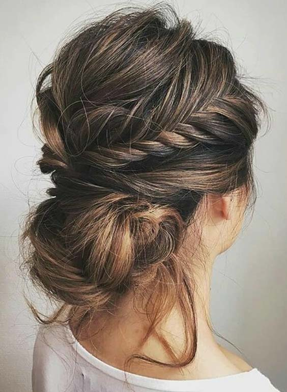 Perfect Messy Bun Hairstyles For Women In 2018 Stylezco