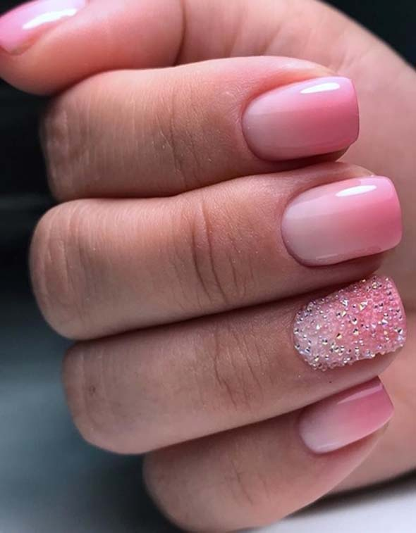 Pink Nail Arts and Images to Create in 2019