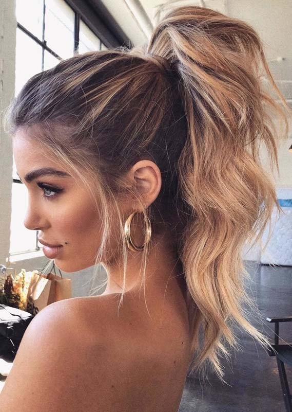 Stunning Ponytail Hairstyles To Try in 2018