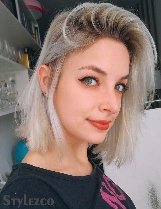 Cutest Short Haircuts & Hair Color Ideas for 2019