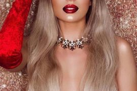 Most Impressive Makeup Trends & Long Hairstyles in 2019