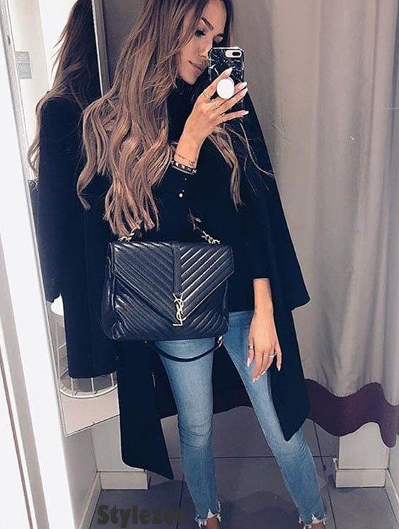 Perfect Fashion Ideas with Handbag Styles for Girls & Women