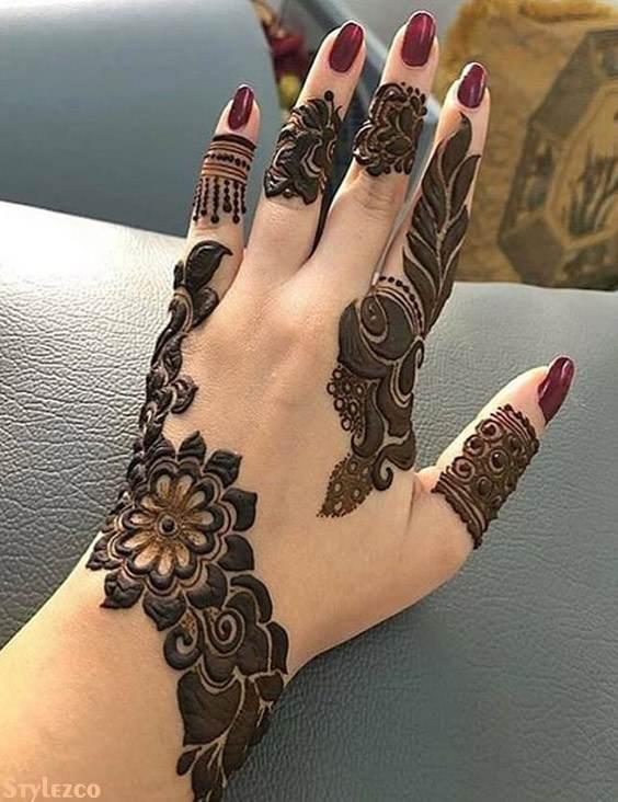 Pretty \u0026 Unique Mehndi Art \u0026 Design for Stylish Girls