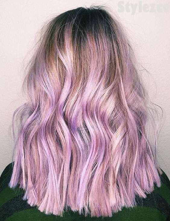 Shaggy Hair Coloring Technique & Tips for 2018-2019 | Stylezco