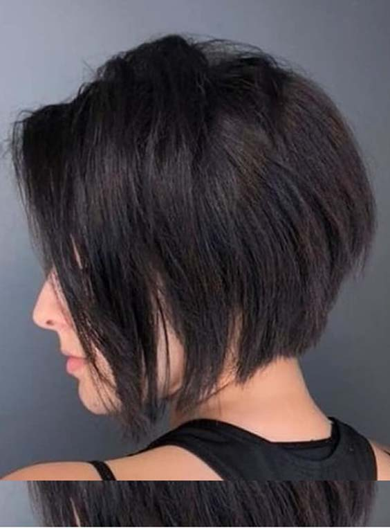 Stylish Black Short Haircuts & Hairstyles in 2019