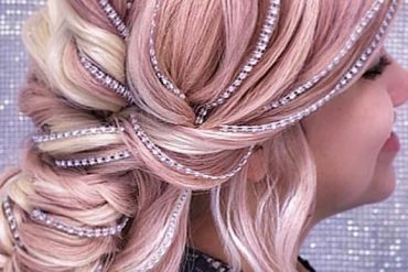 Updo Hairstyles 2019 for Holiday
