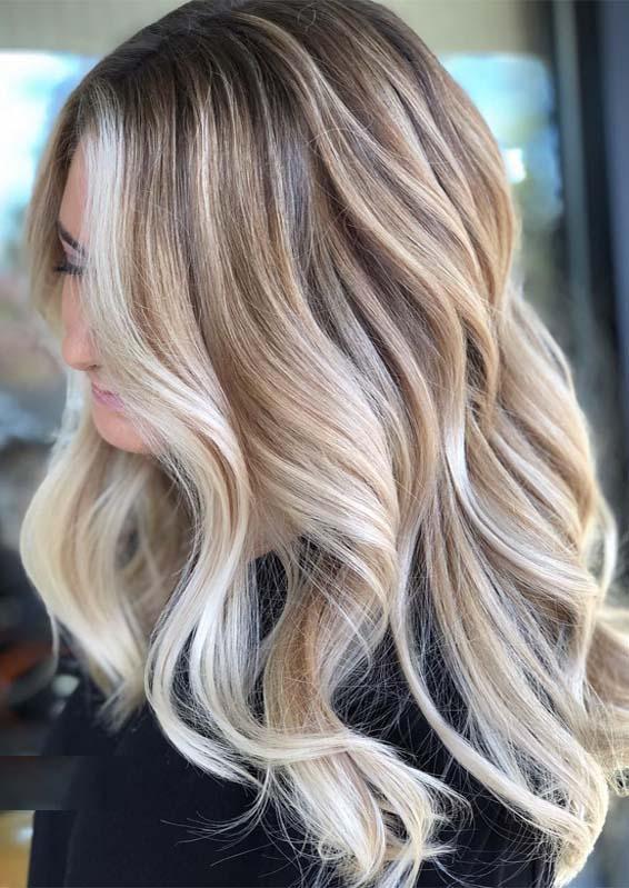 Greatest Vanilla Cream Blonde Hair Color Ideas for 2019 ...