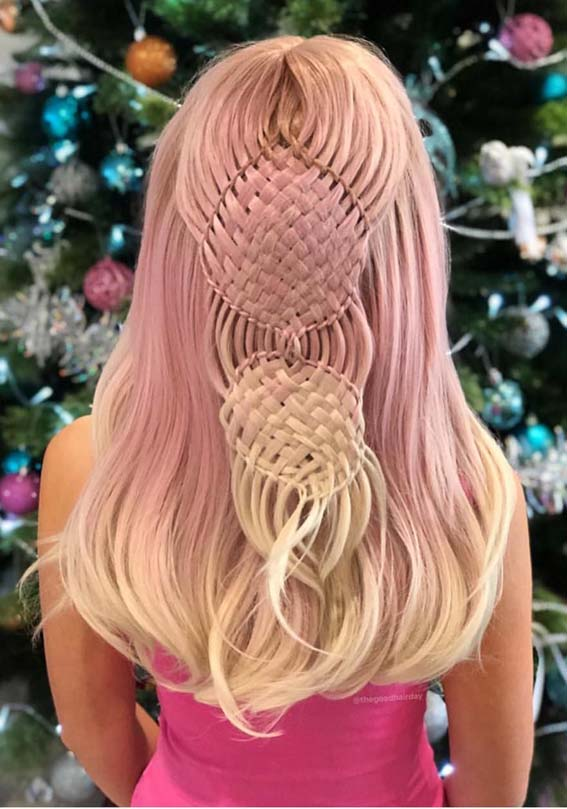 Amazing Braided Hairstyles to Create Nowadays
