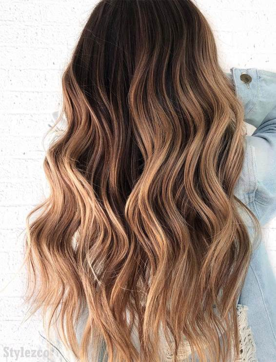 Best Brown Hair Color Shades For Long Hair Stylezco