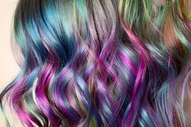 Excellent Look of Unicorn Hair Color Style for 2019