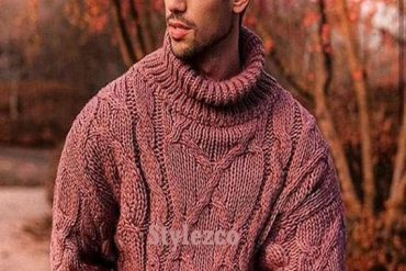 Fabulous Men's Winter Outfits Style & Look for 2019
