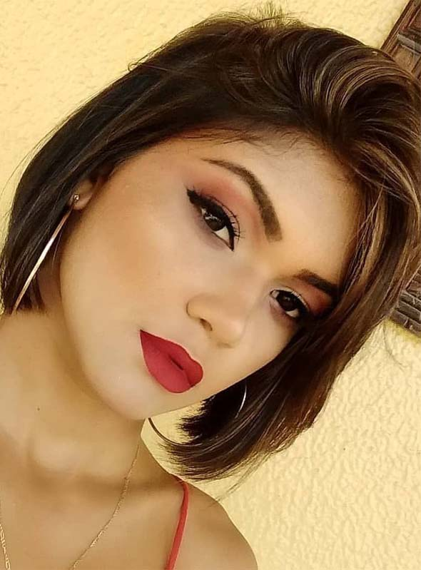 Modern Short Hairstyles & Haircuts for 2019