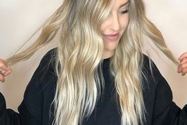 Stunning Long Hairstyle & Hair Coloring Techniques for 2019