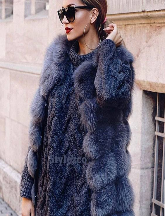 Stunning Outfit Ideas of Winter Season for 2018-2019
